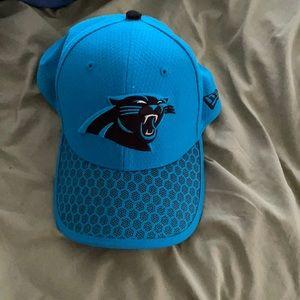 New era Carolina Panthers cap